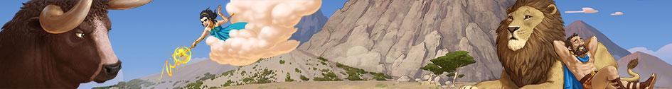 Les 12 Travaux d'Hercule 2: Le Taureau Crétois