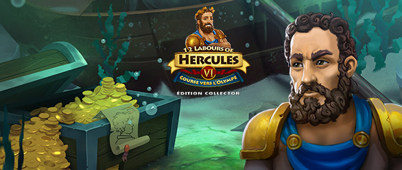 12 Labours of Hercules VI: Course Vers l'Olympe Edition Collector
