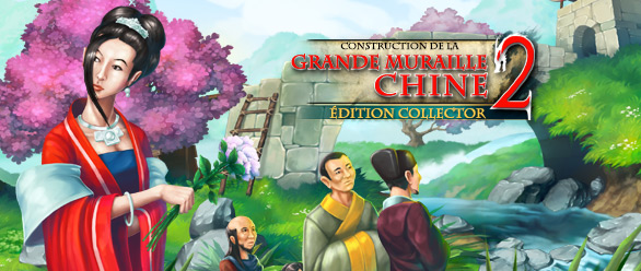 Construction de la Grande Muraille de Chine 2 Edition Collector