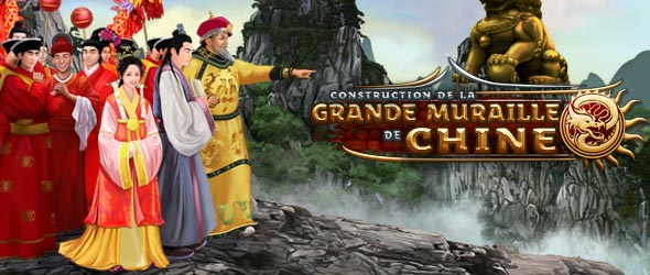 Construction de la grande Muraille de Chine (Edition Collector)