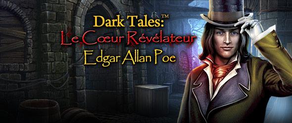 Dark Tales: Le Coeur Révélateur Edgar Allan Poe