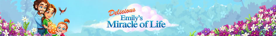 Delicious - Emily's Miracle of Life