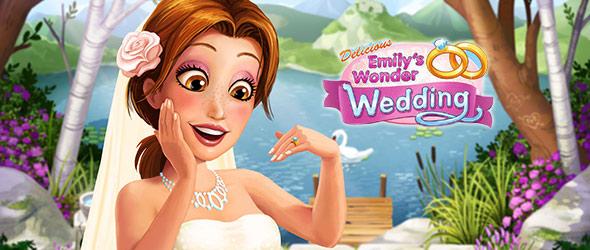 Delicious Emilys Wonder Wedding