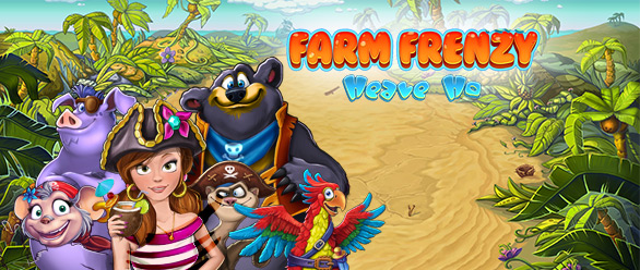 Farm Frenzy - Heave Ho