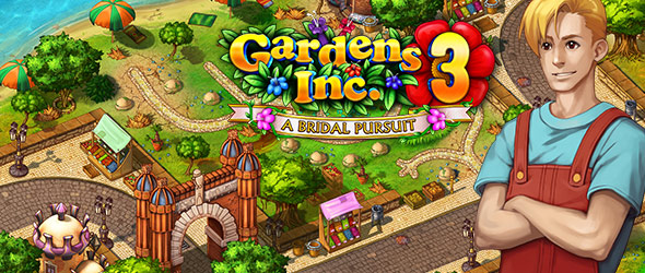 Gardens Inc 3 Edition Collector