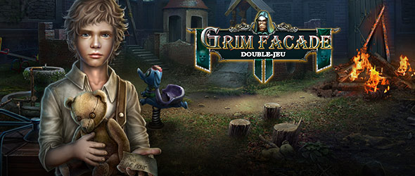 Grim Facade: Double-jeu