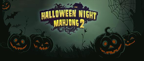 Halloween Night 2 Mahjong