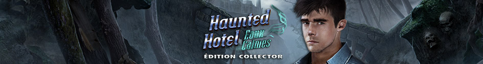 Haunted Hotel: Eaux Calmes Édition Collector