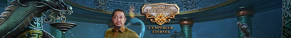 Hidden Expedition: L'Empereur Éternel