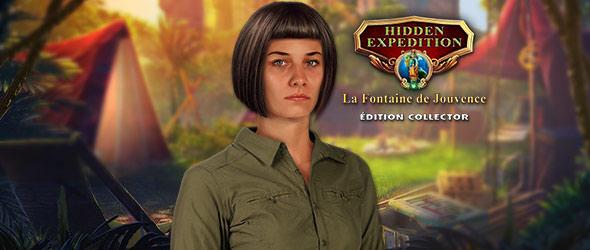 Hidden Expedition: La Fontaine de Jouvence Édition Collector