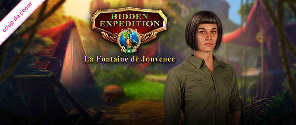 Hidden Expedition: La Fontaine de Jouvence