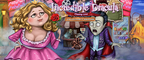 Incredible Dracula: Chasing Love Edition Collector