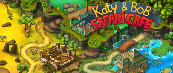 Katy And Bob Safari Cafe