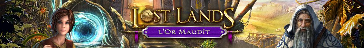 Lost Lands - L'or Maudit