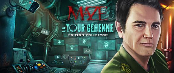 Maze: La tour Géhenne Edition Collector
