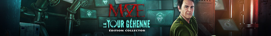 Maze: La tour Géhenne Edition Collector