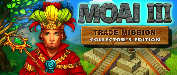 Moai 3  Trade Mission Collector s Edition