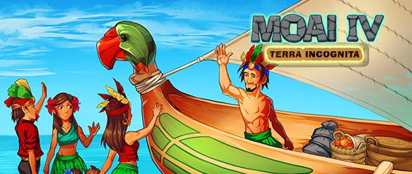 Moai IV Terra Incognita