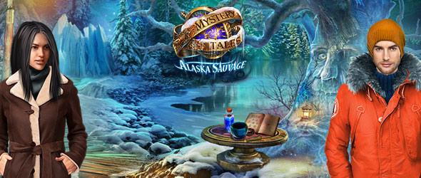 Mystery Tales: Alaska Sauvage
