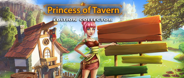 Princess of Tavern Edition Collector