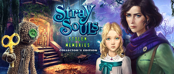 Stray Souls Stolen Memories Edition Collector