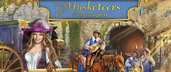 Musketeers: Victoria's Quest