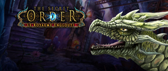 The Secret Order: Le Royaume Englouti