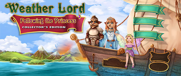 Weather Lord 5 Following the Princess Edition Collector