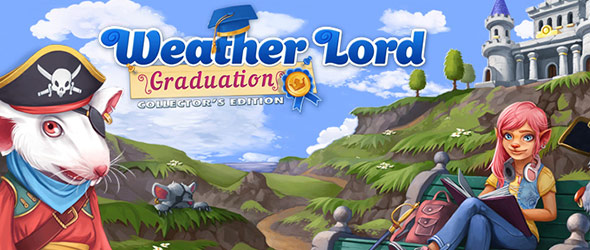 Weather Lord 8: Graduation Edition Collector