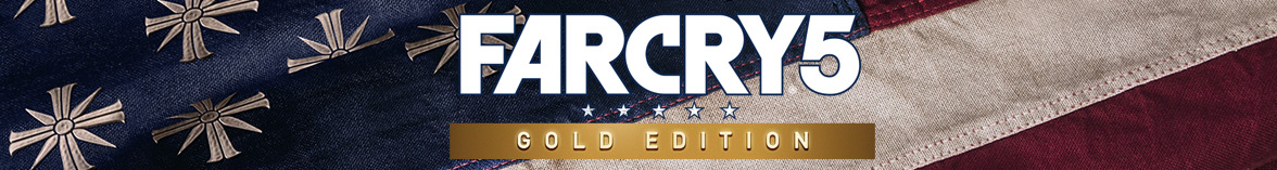 Far Cry® 5 - Gold Edition