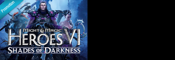 Might &amp; Magic Heroes VI: Shades of Darkness