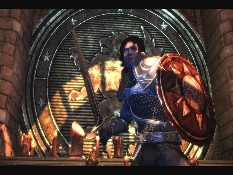 Dungeon Siege III - Screenshot 1