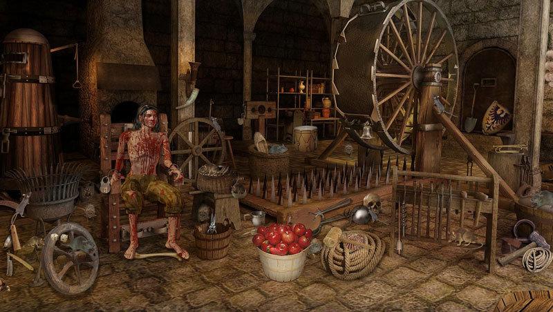 Les Borgia - Énigmes & Objets Cachés