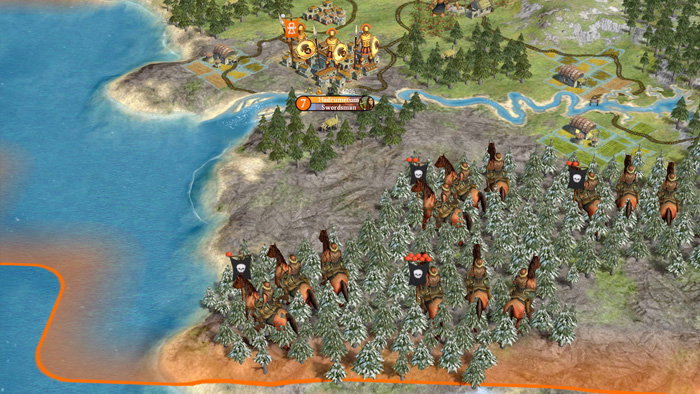 Sid Meier's Civilization IV: Warlords (Mac)