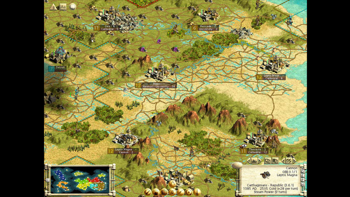 Sid Meier's Civilization III Complete (Mac)