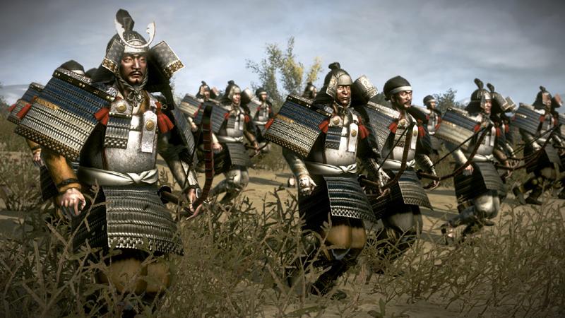 Total War: SHOGUN 2 - L'essor des Samouraïs (DLC)