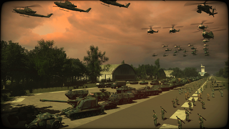 Wargame: European Escalation (PC - Mac) - Screenshot 1