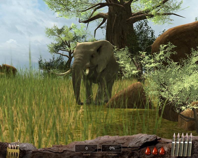 Pack Chasse - Safari Simulator