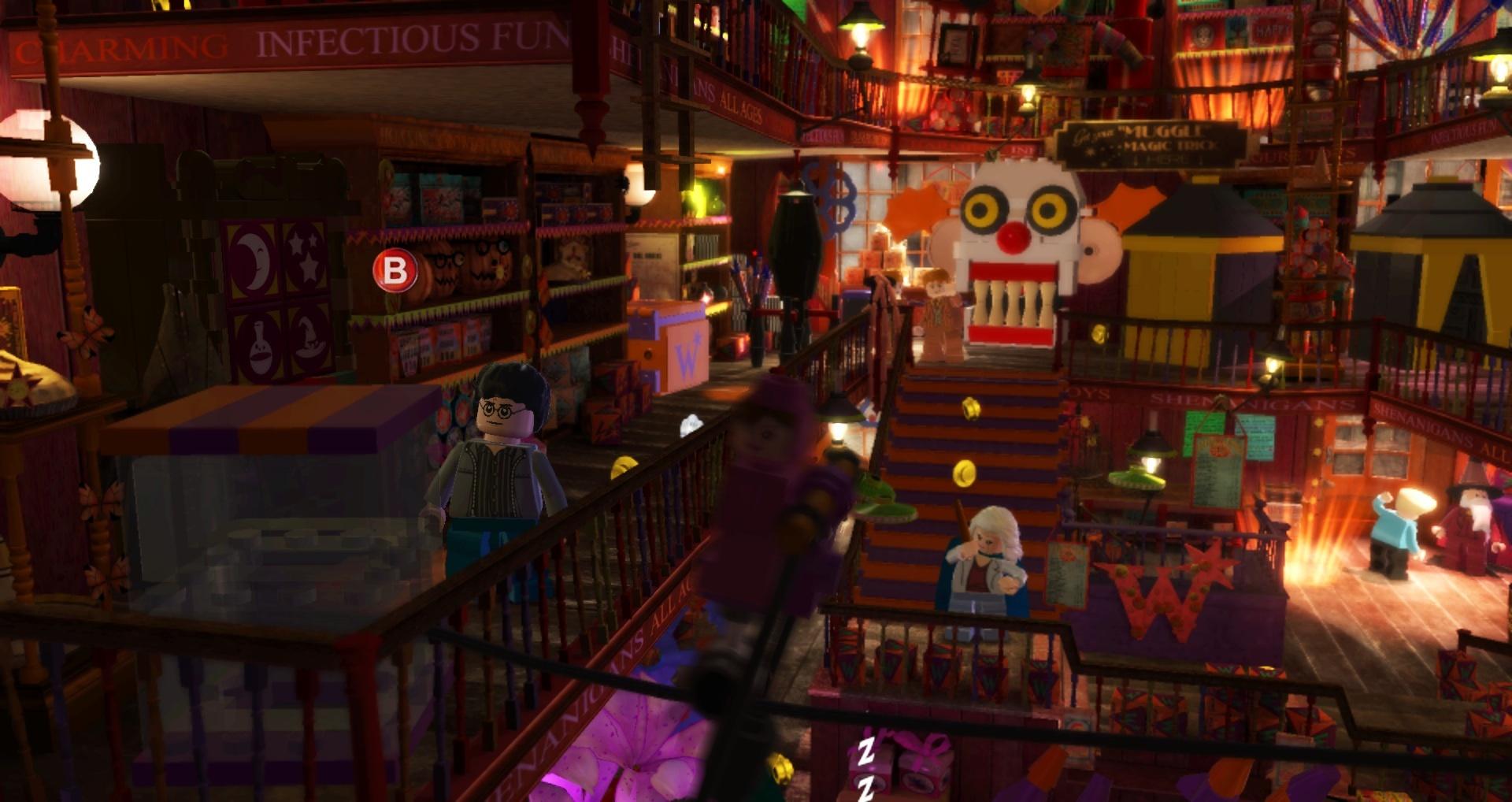 LEGO Harry Potter: Années 5-7 (Mac)