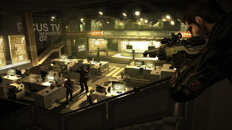 Deus Ex: Human Revolution - Ultimate Edition (Mac)