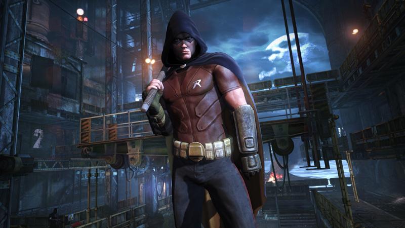 Batman Arkham City : Harley Quinn's Revenge (DLC)