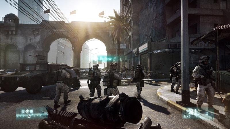 Battlefield 3 Premium (DLC) - Screenshot 1