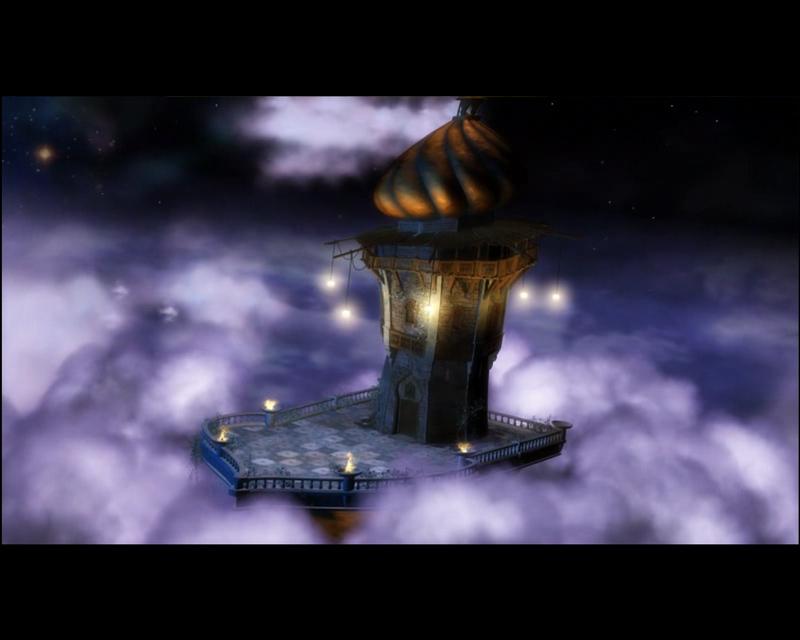 Atlantis 3 - Épisode 3 : Contes des mille et une nuits
