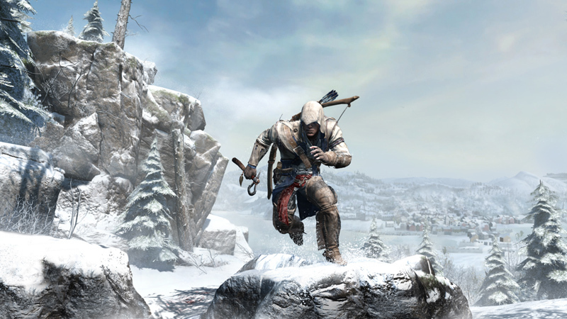 Assassin&#039;s Creed III - Deluxe Edition - Screenshot 1