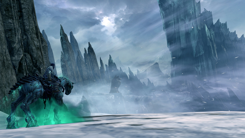 Darksiders II - Screenshot 1