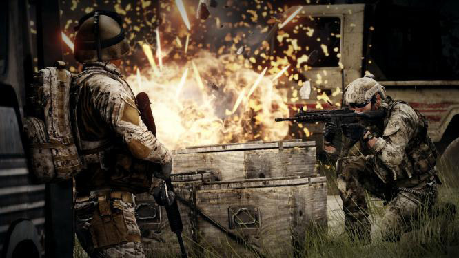 Medal of Honor - Warfighter - Screenshot 1