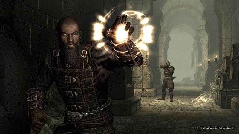The Elder Scrolls V: Skyrim - Dawnguard (DLC)
