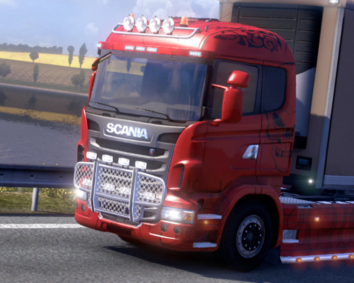Euro Truck Compilation - Screenshot 1