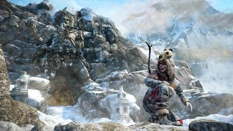 Far Cry 4 - Valley of the Yetis (DLC 4)