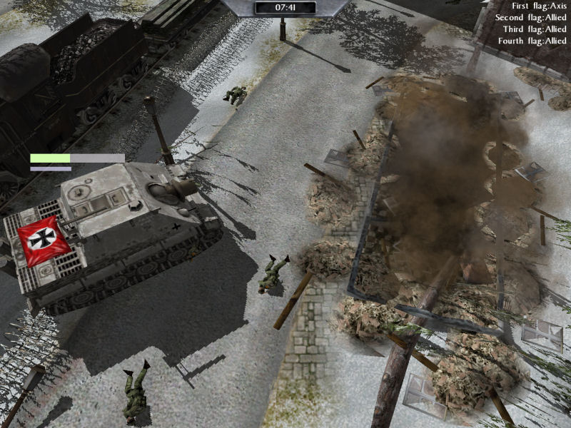 1944 - Campagne des Ardennes